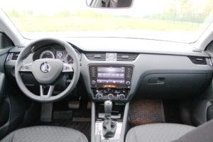 Прокат авто Scoda Octavia 2017 в Томске