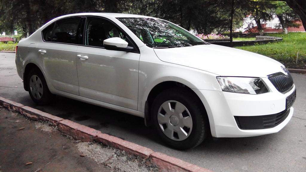 Аренда автомобиля Skoda Octavia 2016 г.