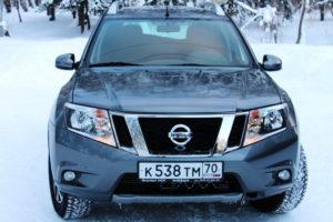 Прокат автомобиля Nissan Terrano