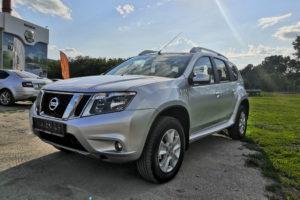 Nissan Terrano 2020 в Томске