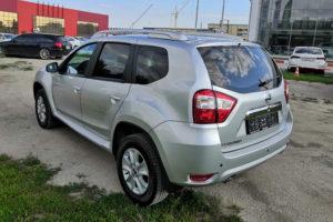 Nissan Terrano 2020 напрокат