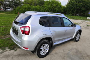 Автомобиль Nissan Terrano 2020 прокат авто