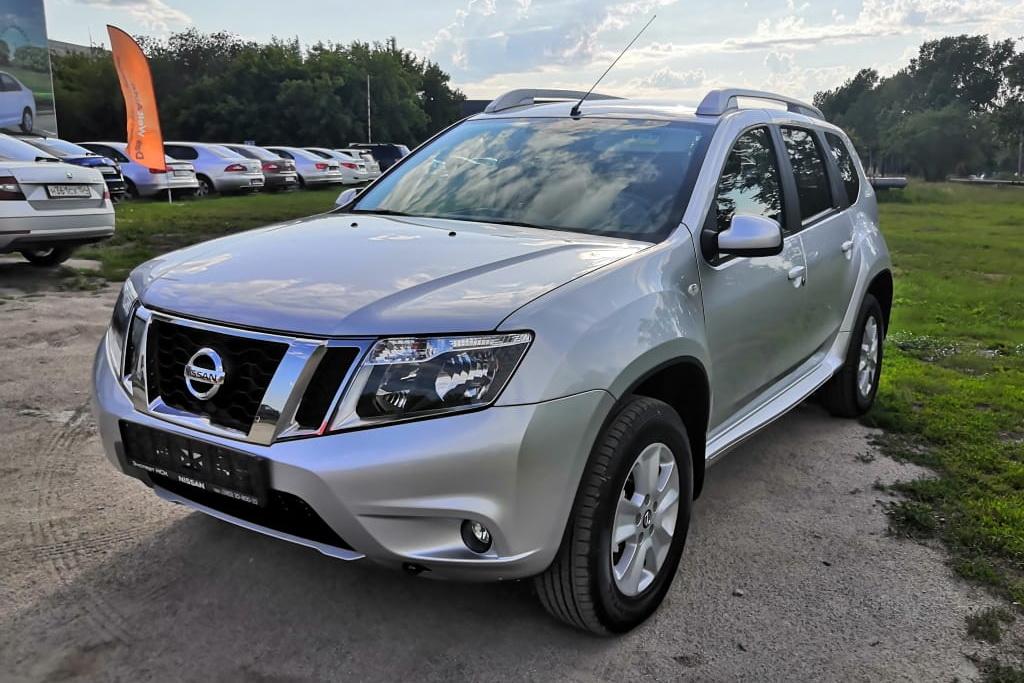 Nissan Terrano 2020 в аренду