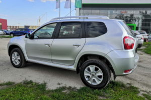 Автомобиль Nissan Terrano 2020 впрокат