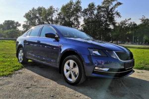 Автомобиль Skoda Octavia 2020 напрокат